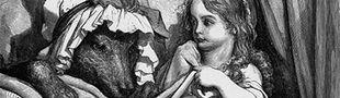 Illustration Ce film s'inspire plus ou moins librement du Petit chaperon rouge de Charles Perrault