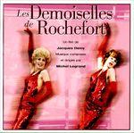 Pochette Les Demoiselles de Rochefort (OST)