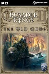 Jaquette Crusader Kings II : The Old Gods