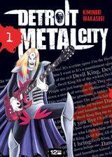 Couverture Detroit Metal City, tome 1