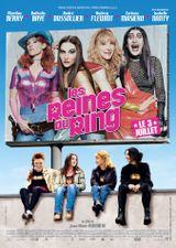 Affiche Les Reines du Ring