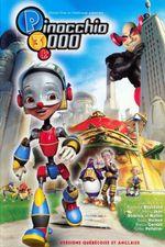 Affiche Pinocchio le robot