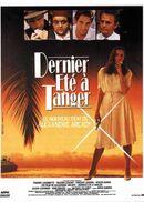 Affiche Dernier été à Tanger
