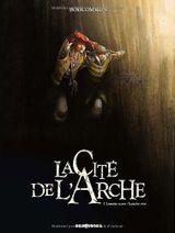 Couverture Lumière morte / Lumière vive - La Cité de l'Arche, tome 3