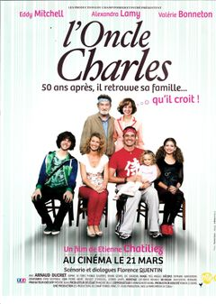 Affiche L'Oncle Charles