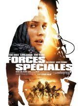 Affiche Forces spéciales