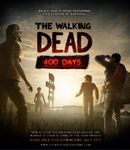 Jaquette The Walking Dead : 400 Days