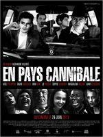 Affiche En pays cannibale