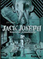Couverture Jack Joseph : Soudeur sous-marin