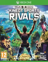 Jaquette Kinect Sports : Rivals