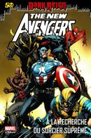 Couverture A la Recherche du Sorcier suprême - The New Avengers, tome 6