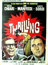 Affiche Thrilling