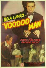 Affiche Voodoo Man
