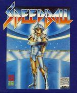Jaquette Speedball