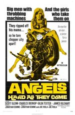 Affiche Angels hard as they come