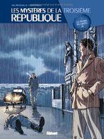 Couverture Les démons des années 30 - Les mystères de la troisième république, tome 1