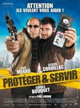 Affiche Protéger & Servir