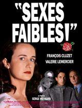 Affiche Sexes Faibles !