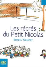 Couverture Les Récrés du Petit Nicolas