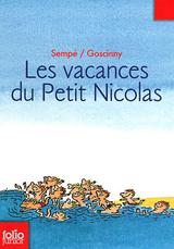 Couverture Les Vacances du Petit Nicolas