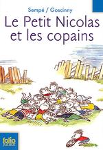 Couverture Le Petit Nicolas et les Copains