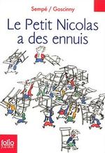 Couverture Le Petit Nicolas a des ennuis
