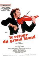 Affiche Le Retour du grand blond