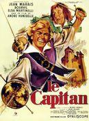 Affiche Le Capitan