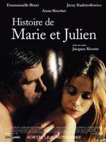 Affiche Histoire de Marie et Julien