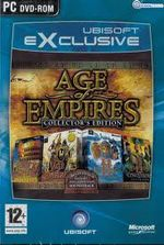 Jaquette Age of Empires : Collector's Edition