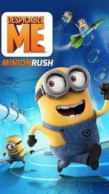 Jaquette Despicable Me : Minion Rush