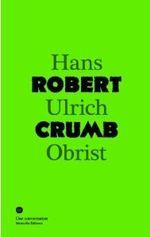 Couverture Conversation avec Robert Crumb