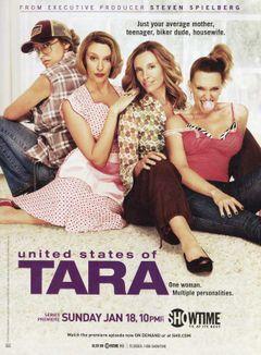 Affiche United States of Tara