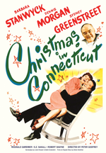 Affiche Christmas in Connecticut