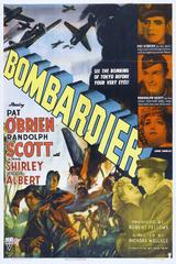 Affiche Bombardier