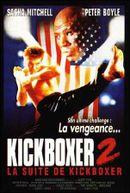 Affiche Kickboxer 2 : Le Successeur