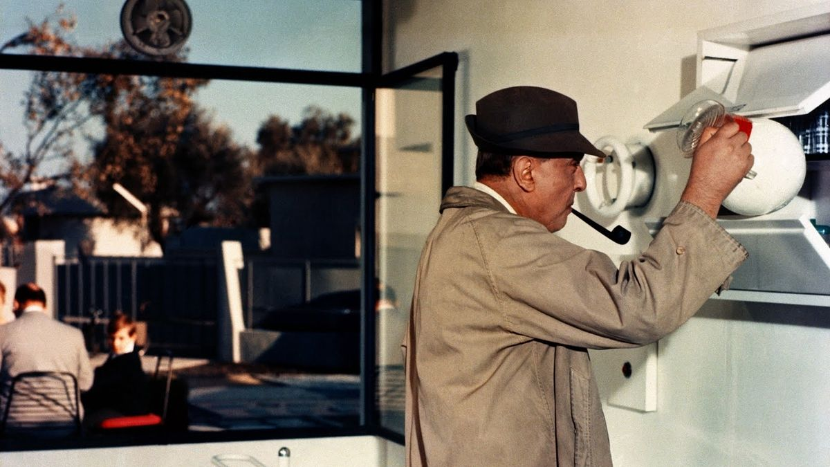 mon oncle film 1958 senscritique. Black Bedroom Furniture Sets. Home Design Ideas