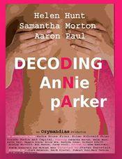 Affiche Decoding Annie Parker
