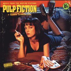 Pochette Pulp Fiction: Music From the Motion Picture (OST)
