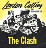 Pochette London Calling (Single)