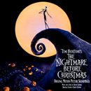 Pochette Tim Burton's The Nightmare Before Christmas: Original Motion Picture Soundtrack (OST)