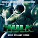 Pochette Hulk (OST)