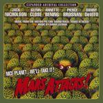 Pochette Mars Attacks! (OST)