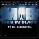 Pochette Men in Black: The Score (OST)
