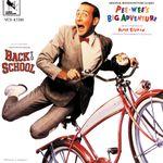 Pochette Pee-wee's Big Adventure / Back to School (OST)