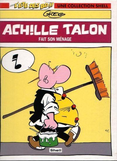Achille Talon fait son ménage - Achille Talon (Publicitaire), tome 7