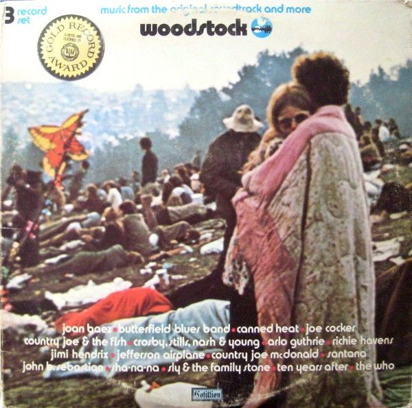 Woodstock Music From The Original Soundtrack And More Ost