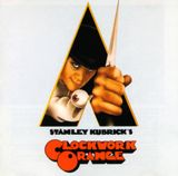 Pochette Stanley Kubrick's A Clockwork Orange (OST)