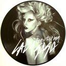 Pochette Born This Way (Single)