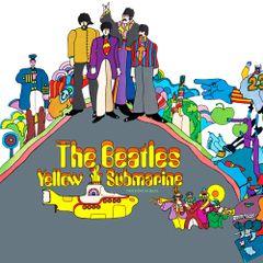 Pochette Yellow Submarine (OST)